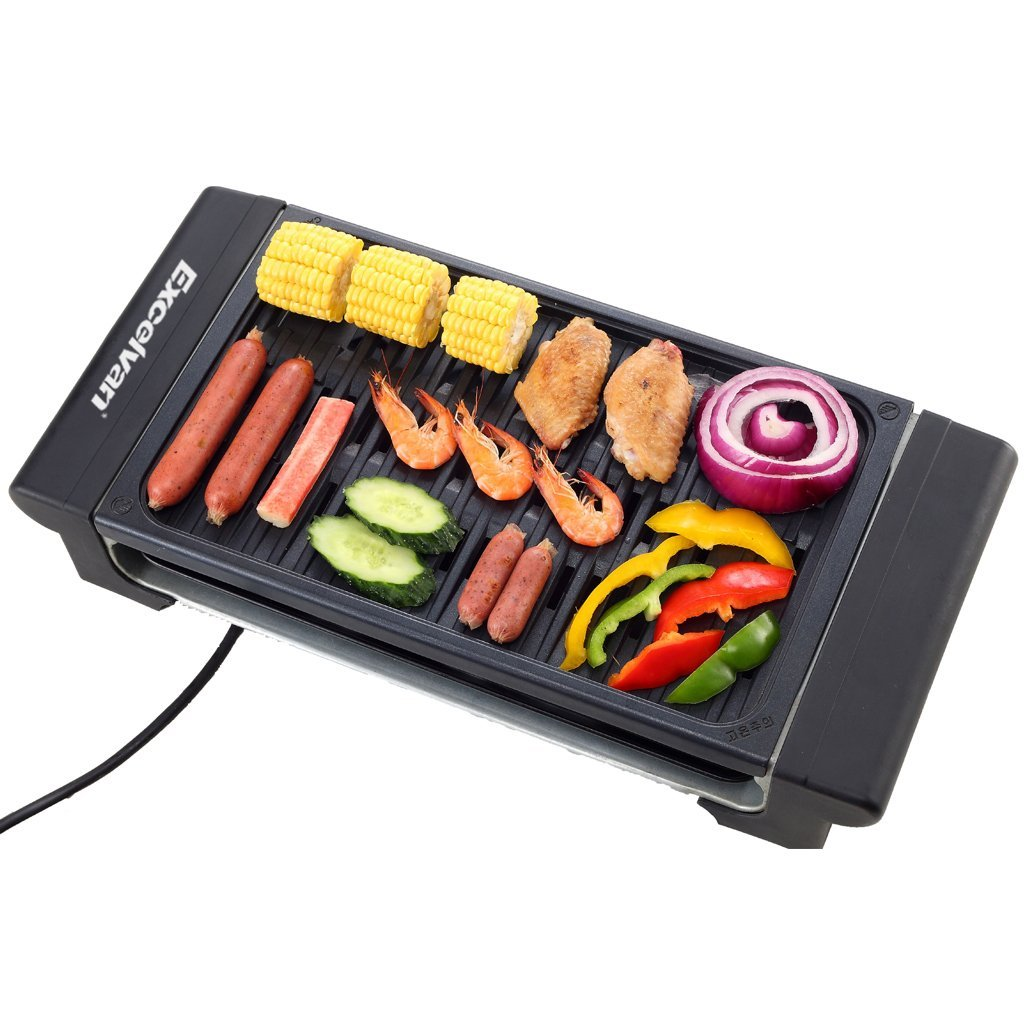 Excelvan Portable 1120W Electric Grill