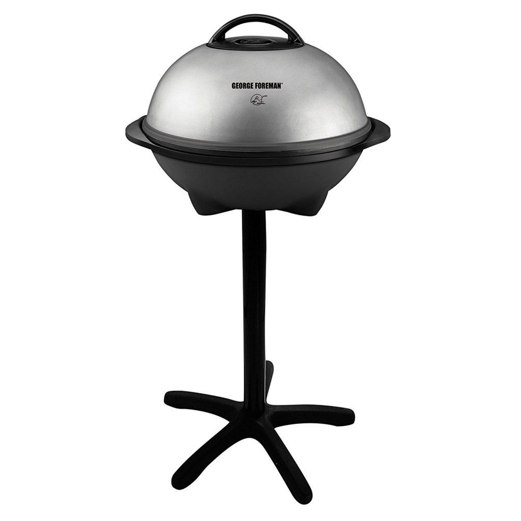 George Foreman GGR50B Electric Grill