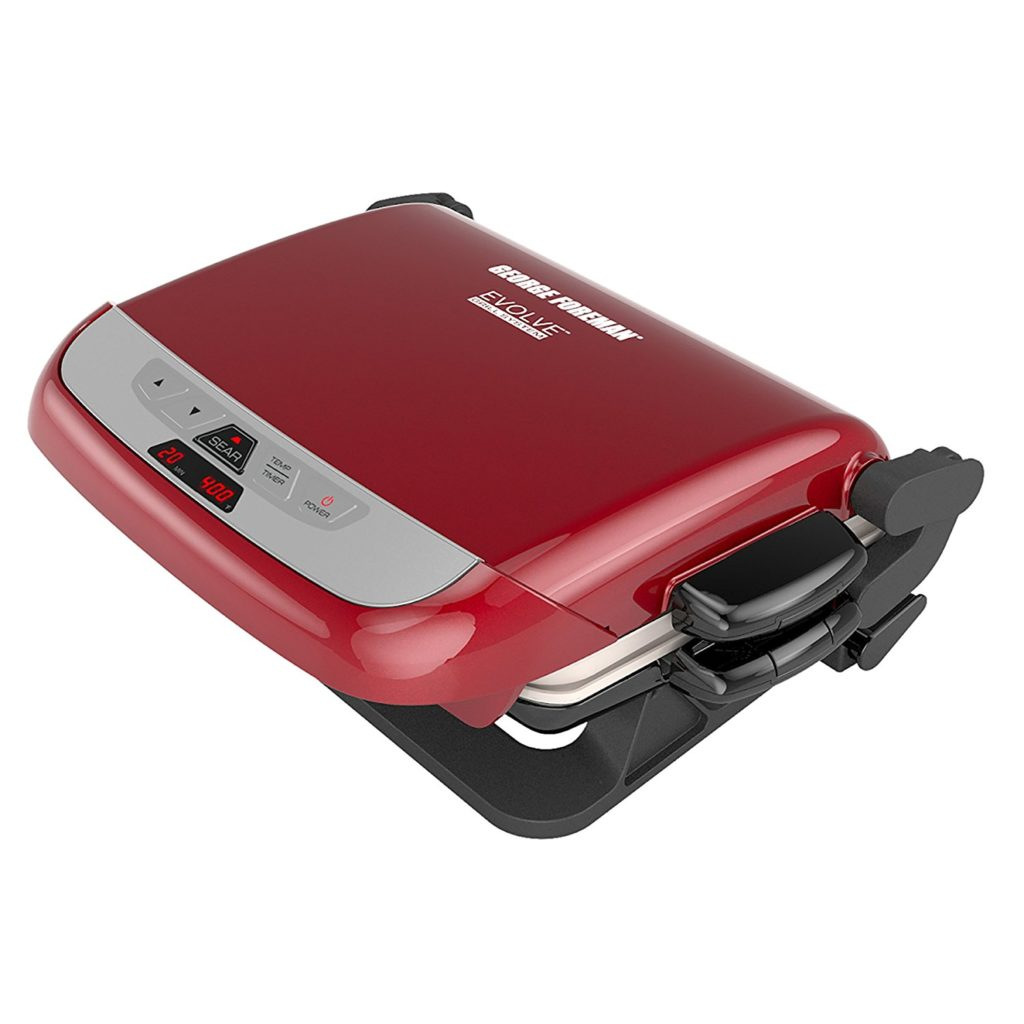 George Foreman GRP4800R Grill