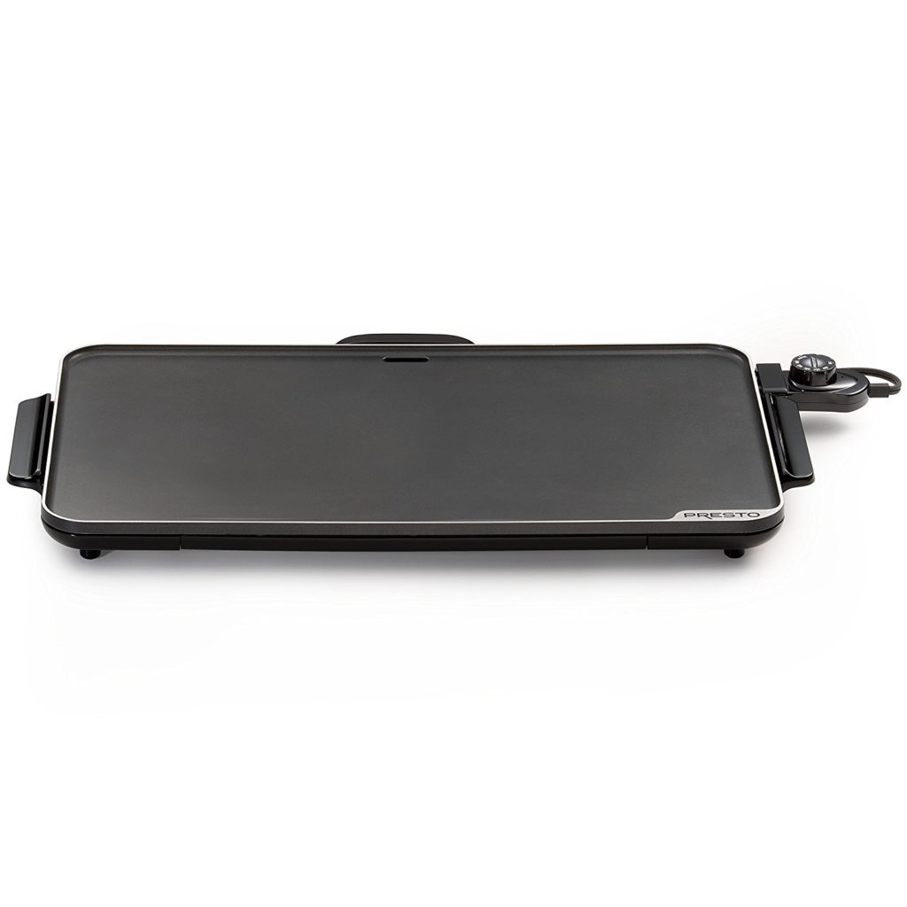 Presto 07072 - Best Slimline Electric Griddle