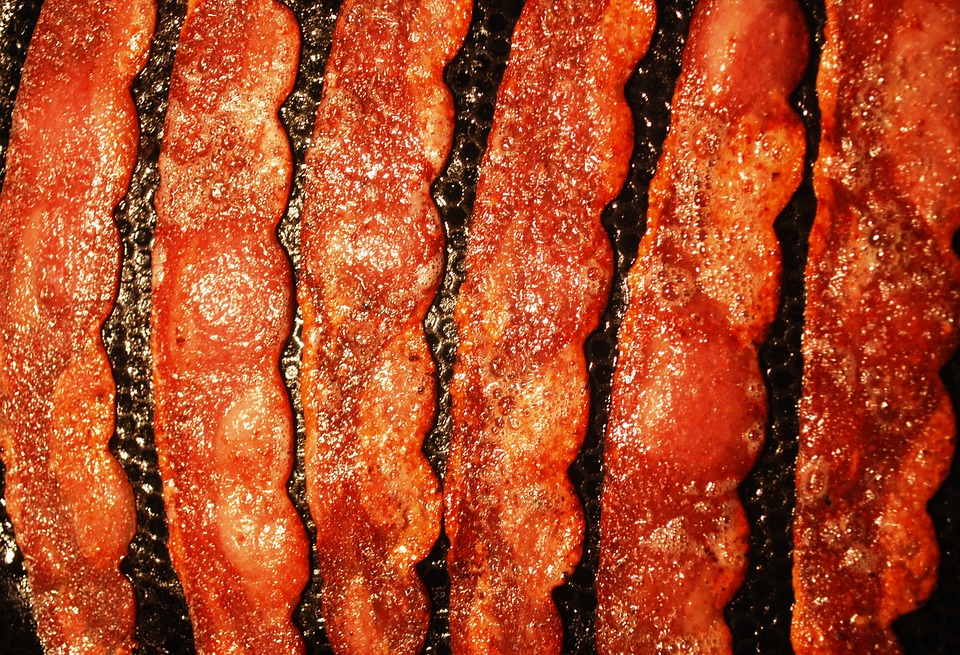 Cook Bacon On A Griddle