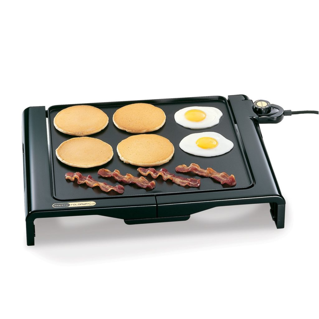 Presto 07050 - Best Foldaway Electric Griddle