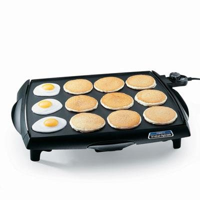 Tilt 'n' Drain Big Griddle 23''