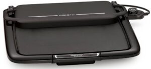 Presto 07023 Cool-Touch Electric Griddle