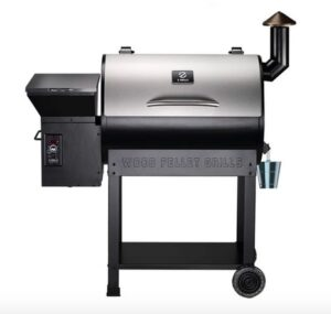 Z Grills ZPG 7002E Pellet Grill and Smoker